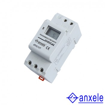 ATHC15T Digital programmable time switch