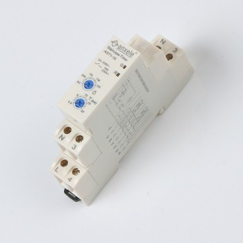 AST1-16 Electronic staircase timer multi-function