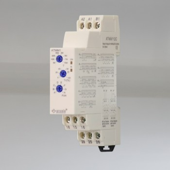 ATMM1 Multi function modular time relay