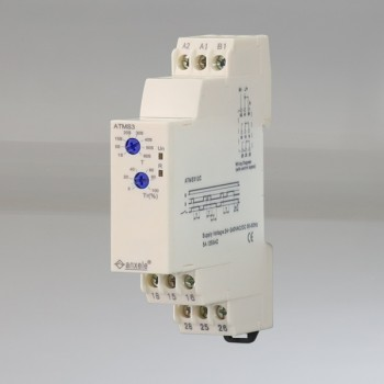ATMS3 Off-Delay with control signal modular time relay