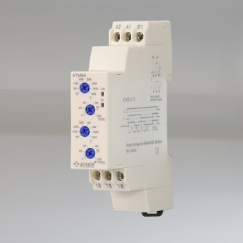 ATMS4 Asymmetrical flasher modular time relay