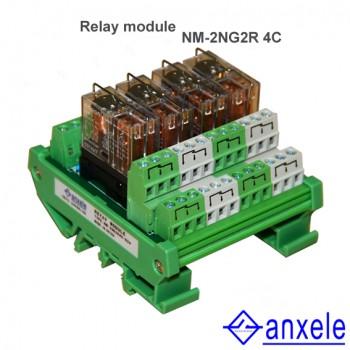 NM-2NG2R 4C Relay Module