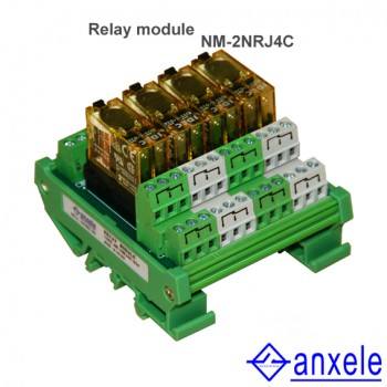 NM-2NRJ 4C Relay Module