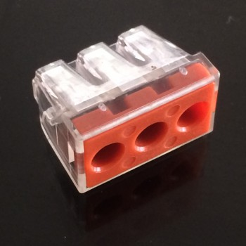 PCT-103D Compact Push Wire Connector