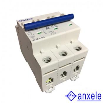 NKM1-63 3P Mini Circuit Breaker