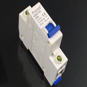 NZ47-63 1P Mini Circuit Breaker