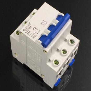 NZ47-63 3P Mini Circuit Breaker