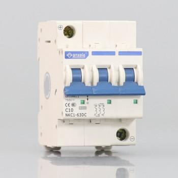 NKC1-63DC 3P/PV Minature Circiut Breaker