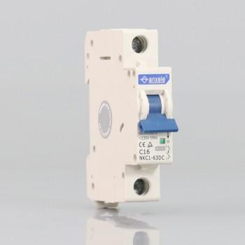 NKC1-63DC 1P PV Minature Circiut Breaker
