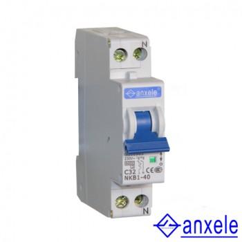 NKC1-40 1P+N Circuit Breaker