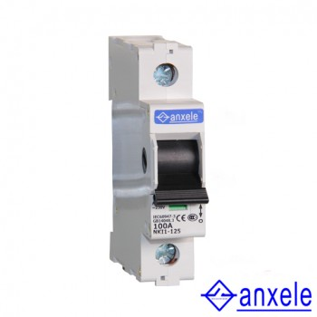 NKI1-125 1P Isolating switch