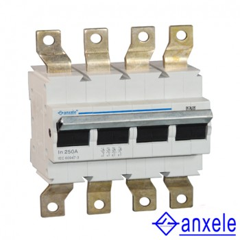 NKI1-250 4P Isolating switch
