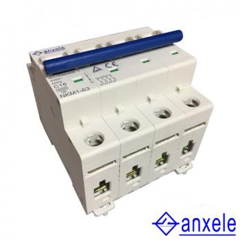 NKM1-63 4P Mini Circuit Breaker