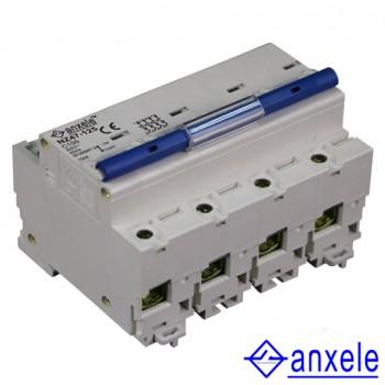 NZ47-125  4P Mini Circuit Breaker