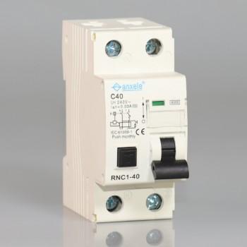 NRC1-40 40A 1P + N RCBO
