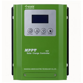 NMH-60A MPPT Solar Charge Controller