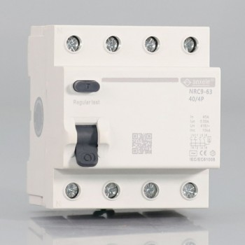 NRC9-100 4P Residual Current Circuit Breaker