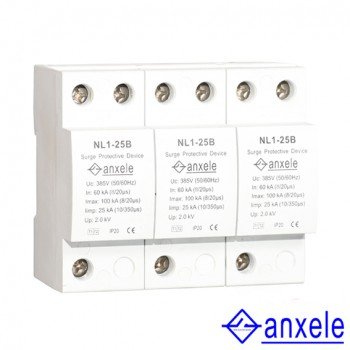 NL1-25B/275 3P Surge Protection Device