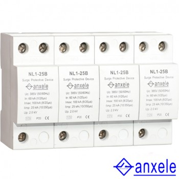 NL1-25B/275 4P Surge Protection Device
