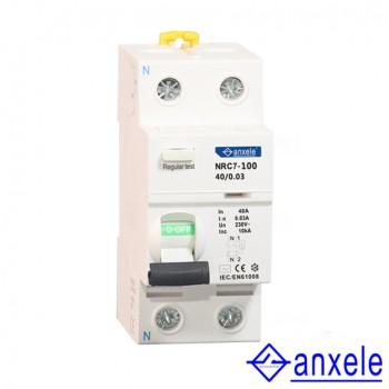 NRC7-100 2P Residual Current Circuit Breaker(RCCB)