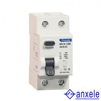 NRC9-100 2P Residual Current Circuit Breaker(RCCB)