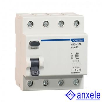 NRC9-100 4P Residual Current Circuit Breaker