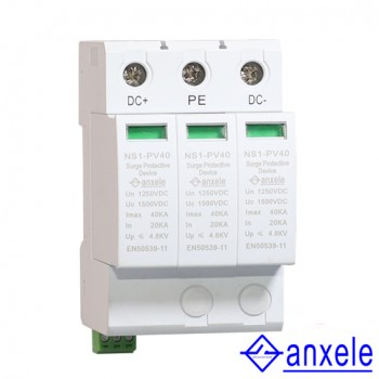 NS1-PV40 3P 1000V Surge Protection Device