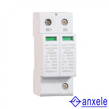 NS1-PV40 2P 600V Surge Protection Device