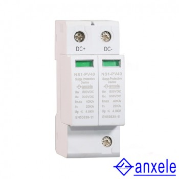 NS1-PV40 2P 800V Surge Protection Device