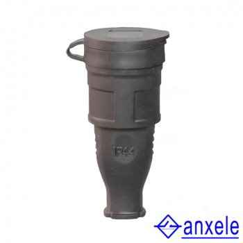 AHR-022 16A Rubber socket