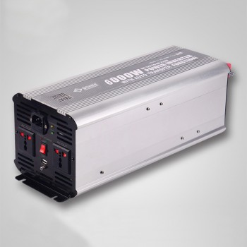 ACS-6000 UPS Pure sine wave inverter with charger