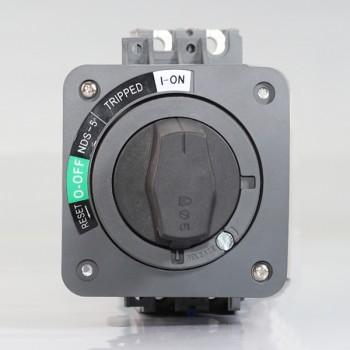 NZC125 2P Direct rotary handles