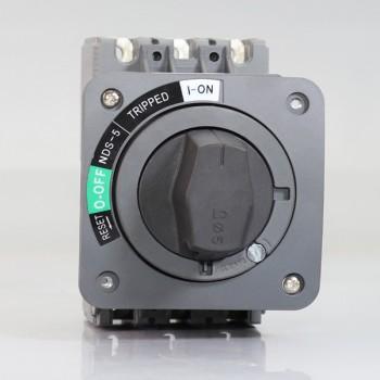 NZC125 3P Direct rotary handles