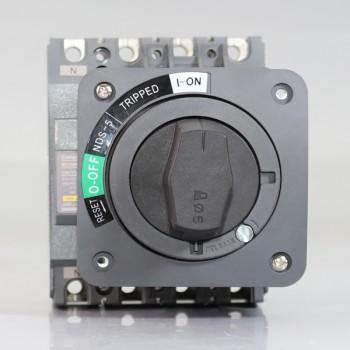 NZC125 4P Direct rotary handles