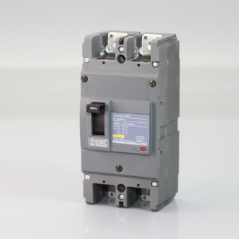 NZC250H-2P 250A Molded case circuit breaker