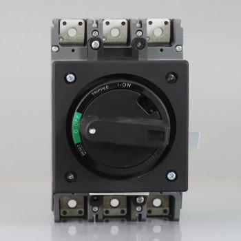 NZC250 3P Direct rotary handles