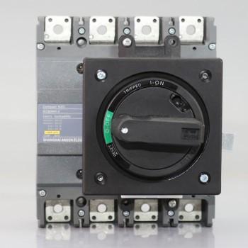 NZC250 4P Direct rotary handles