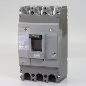 NZC400H-3P 400A Molded case circuit breaker