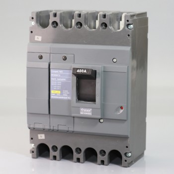 NZC400H-4P 400A Molded case circuit breaker