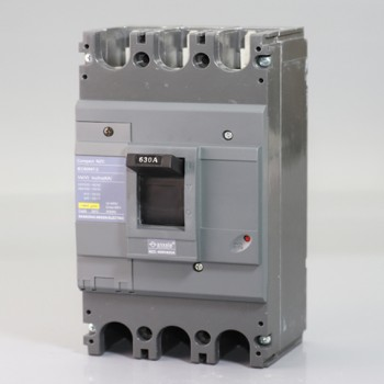 NZC630H-3P 630A Molded case circuit breaker