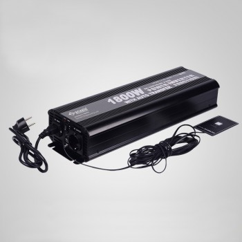 ASRV-1800 Remote control UPS Pure sine wave inverter with charger