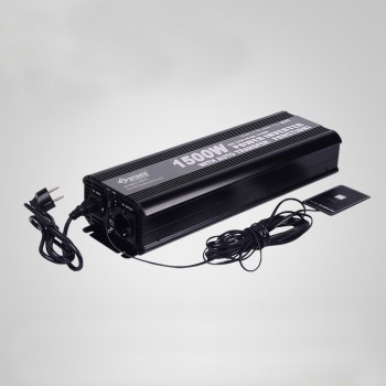 ASRV-1500 Remote control UPS Pure sine wave inverter with charger