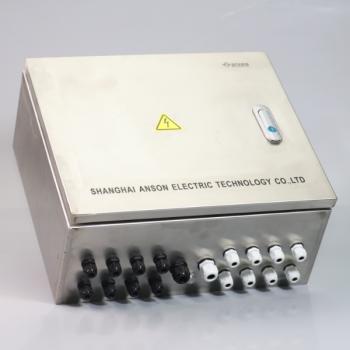 NSPV-8/8 PV Combiner Box