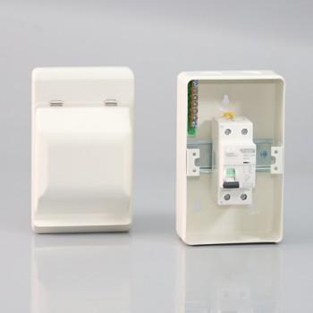 NSRP-2/NRC7 RCD metal boxes