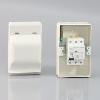 NSRP-3/NRC7 RCD metal boxes