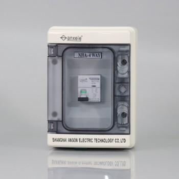 NHA-4 way power box