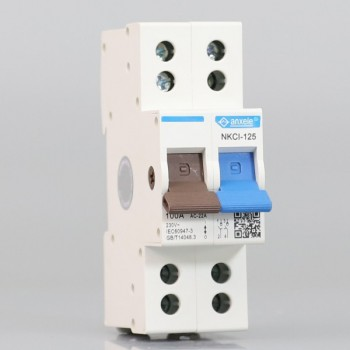 NKCI-125 125A 1P+N Isolator Switch
