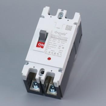 NCM1-250DC 500V Molded Case Circuit Breaker