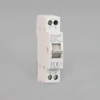 NSIS-63 1P Modular Changeover Switch