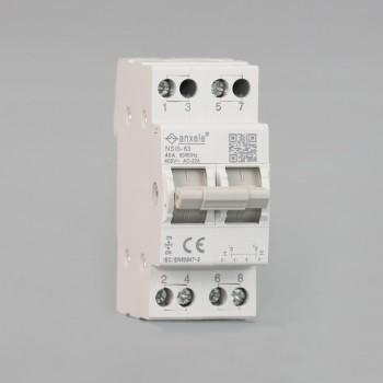 NSIS-63 2P Modular Changeover Switch